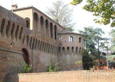 Bagnara fortress